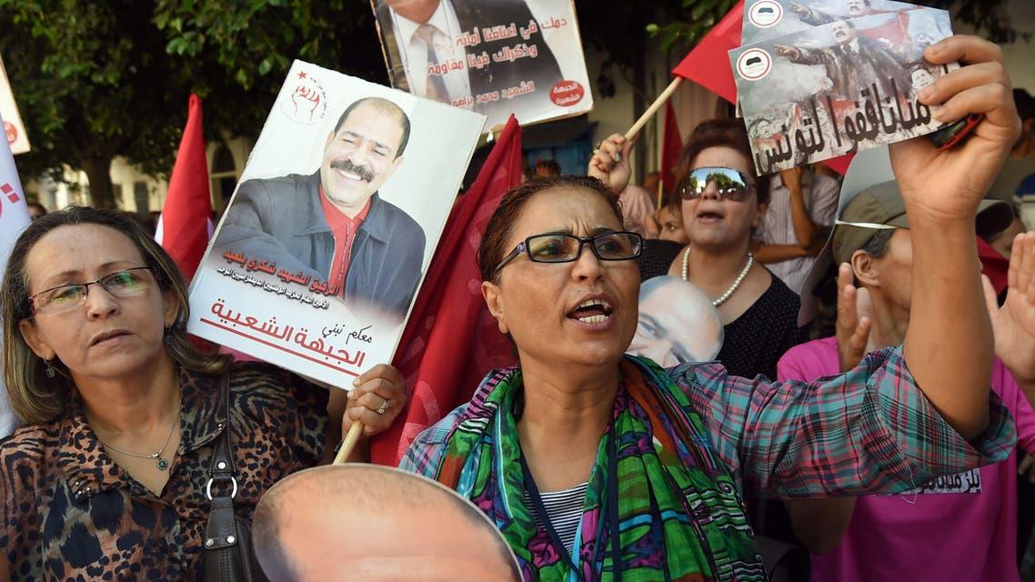 محاكمة قتلة شكري بلعيد