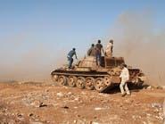 الجيش يسيطر على القوارشة ببنغازي وداعش ينسحب من درنة