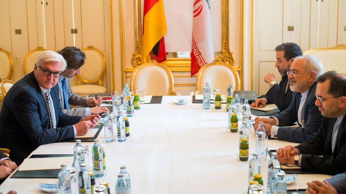 جانب من المفاوضات في فيينا (أرشيفية)