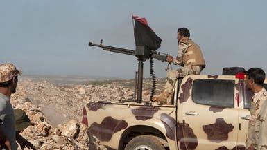 ليبيا.. سلاح الجو يحاصر التنظيمات في درنة