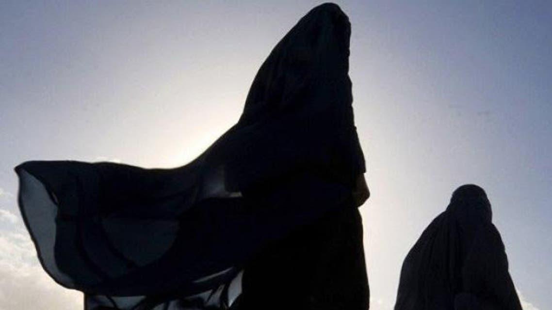 داعش فتيات نساء