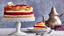 'Red velvet Kunafa': Egypt's newest take on Ramadan desserts