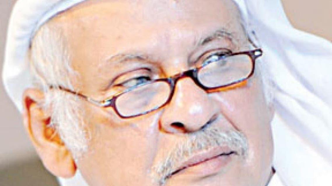 الفنان محمد الرشود