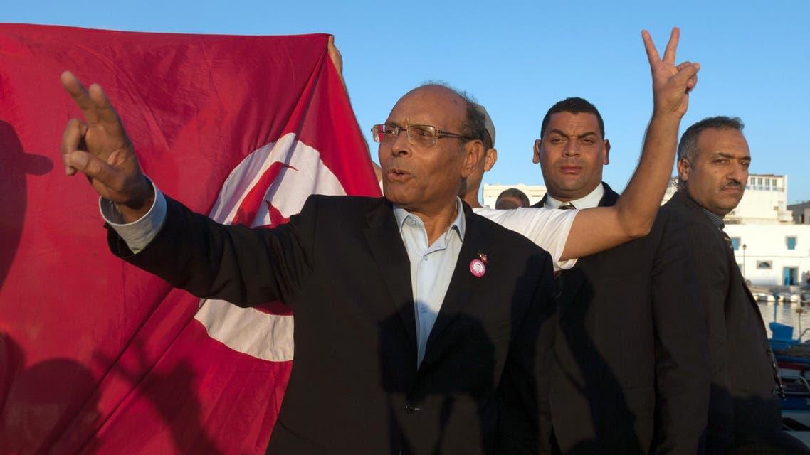 tunisian former president