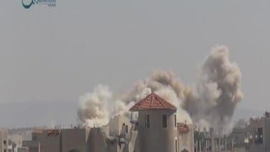 20 قتيلا في إدلب بمجزرة ارتكبتها طائرات النظام