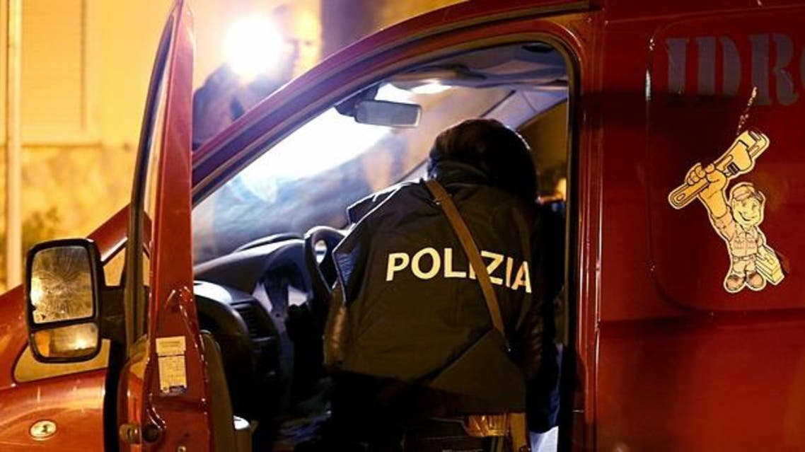 Italy - Police Reuters