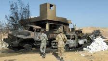 داعش نے مصری فوج پر حملوں کی ذمے داری قبول کرلی