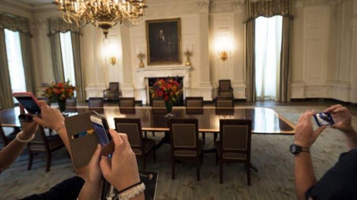 التصوير مسموح في البيت الأبيض