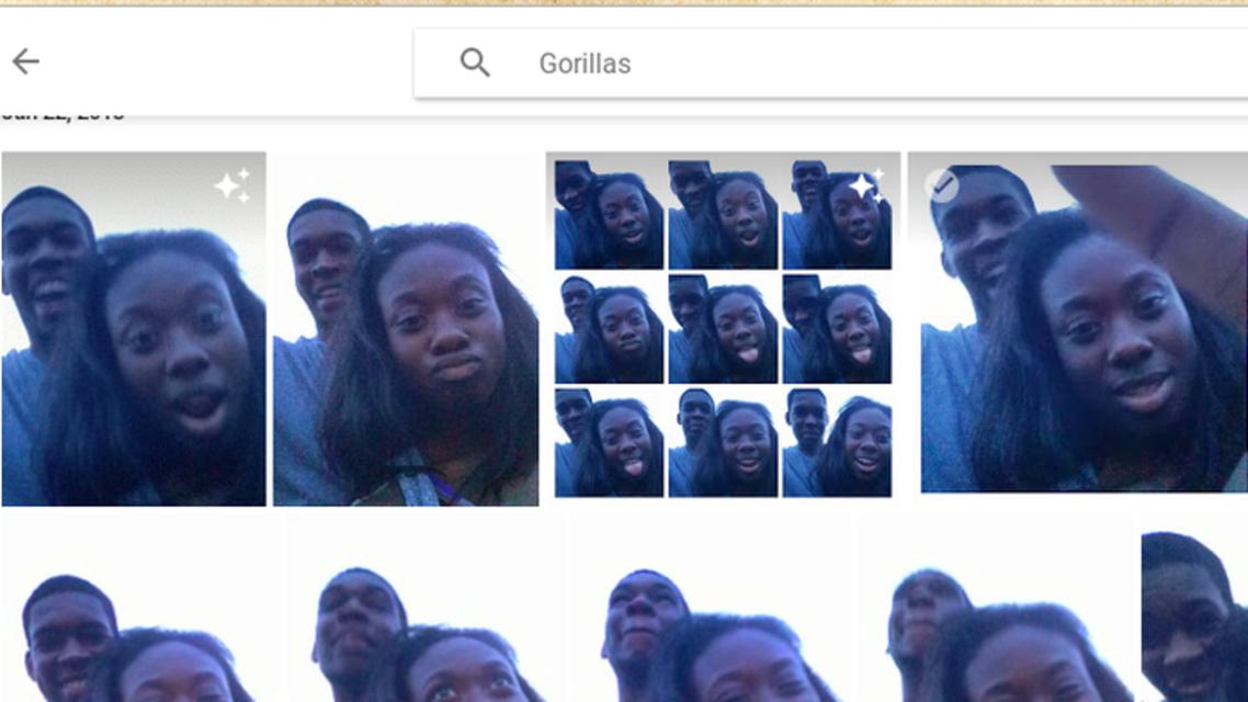#غوغل تعتذر عن تعريف اثنين من السود بأنهما قردان