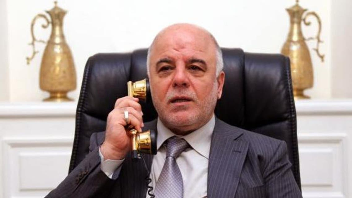 العراق - حيدر العبادي 3
