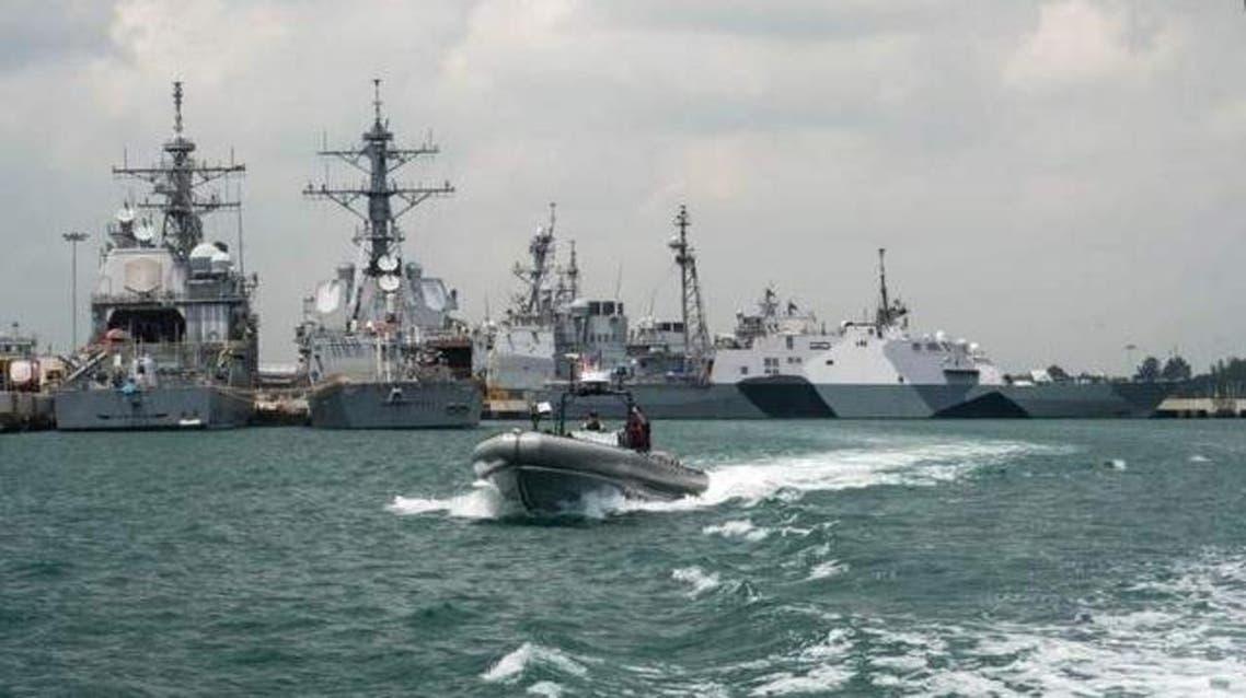 منشأة تابعة للبحرية الأميركية