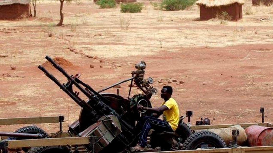متمردون في جنوب السودان