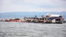 Philippine ferry sinks, killing at least 36