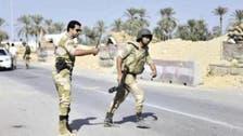 #الجيش_المصري يواصل تطهير سيناء ويصفي 26 إرهابياً