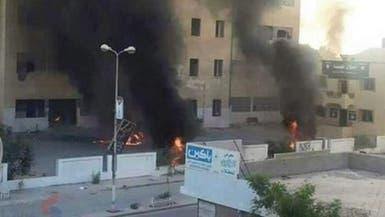 ليبيا.. قيادي بالقاعدة بين قتلى تفجير درنة