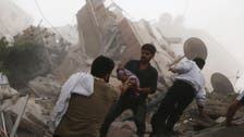 Bomb goes off inside mosque in Damascus suburb, kills cleric