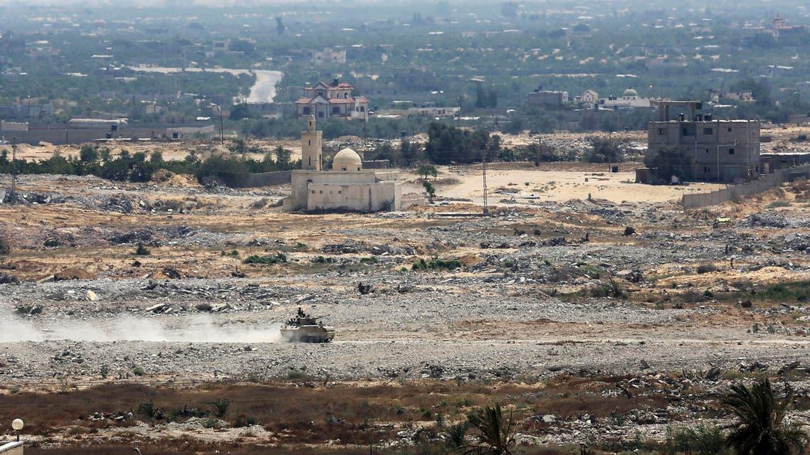 Sinai Egypt AP