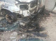 إحباط هجوم مسلح على قسم الشيخ زويد بسيناء