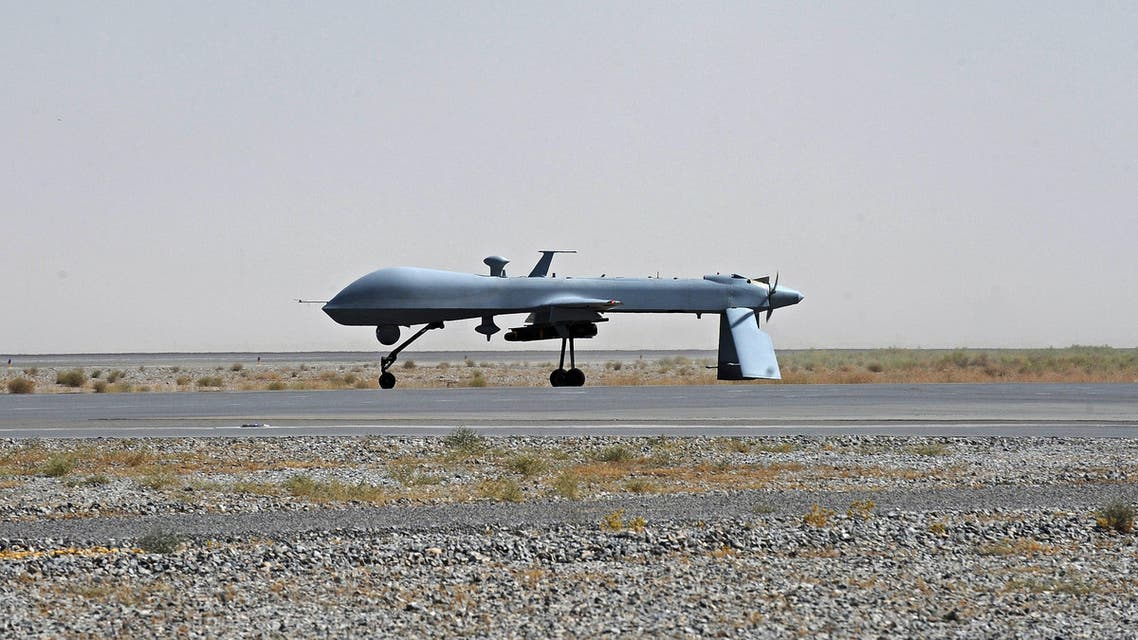 The base is near al-Mukulla, a port city which has been the target of several drones attacks in recent weeks. (File: AP)