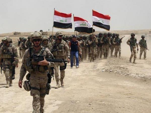 القوات العراقية المشتركة تدخل مركز القيارة جنوب الموصل