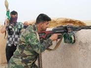 #القوات_العراقية تصد هجوماً لداعش على الخالدية