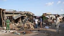 Female suicide bomber kills 12 in Nigeria mosque: witness, vigilante