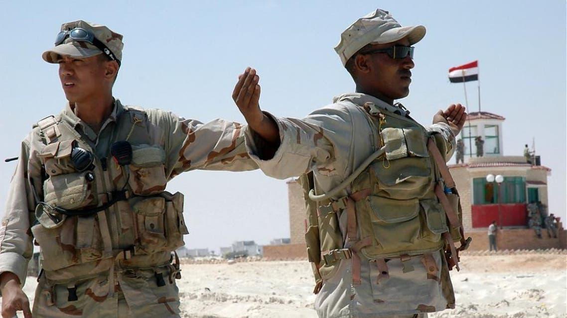 """مصر.. قوات الصاعقة تقتل قيادين من """"بيت المقدس"""""""