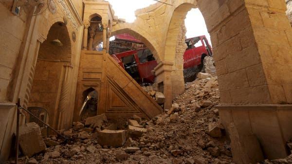 Qaeda leader among 25 killed in Syria mosque blast