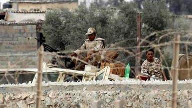#الجيش_المصري يرد على داعش سيناء عسكريا وإعلاميا
