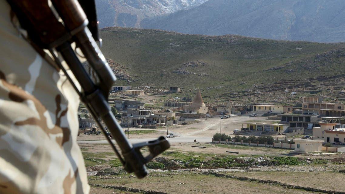 Kurds - AP