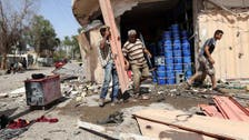 Bombings kill 19 people in and around Baghdad