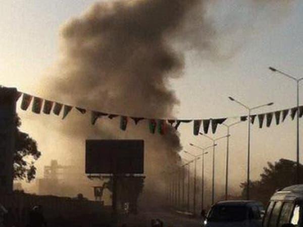 ليبيا.. 17 قتيلاً بينهم أطفال بقصف جوي مجهول على درنة