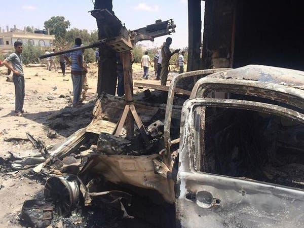 مقتل 205 من الإرهابيين خلال مواجهات #سيناء