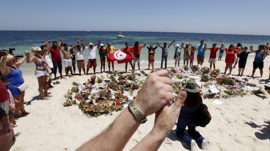 Britain mourns Tunisia victims