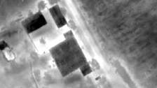 Egypt military releases footage of airstrikes in Sinai