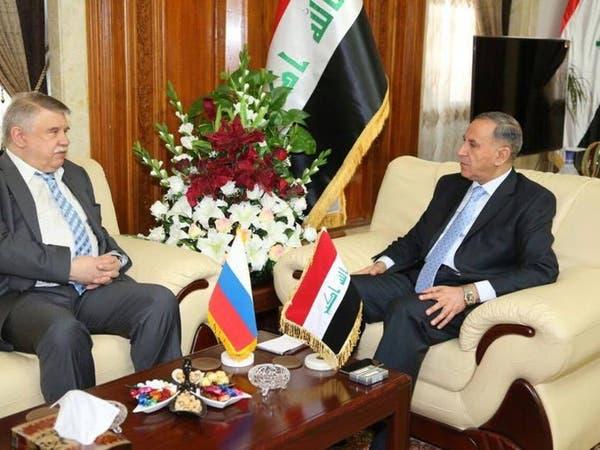 وزير الدفاع العراقي يبحث تفاصيل زيارته القريبة لموسكو
