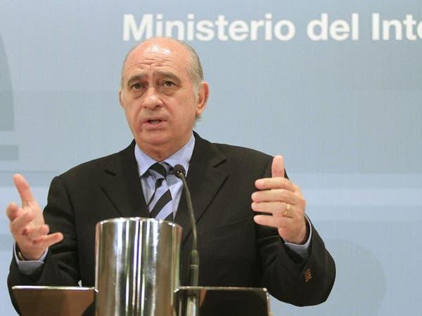 وزير داخلية #إسبانيا يحذر من هجوم إرهابي