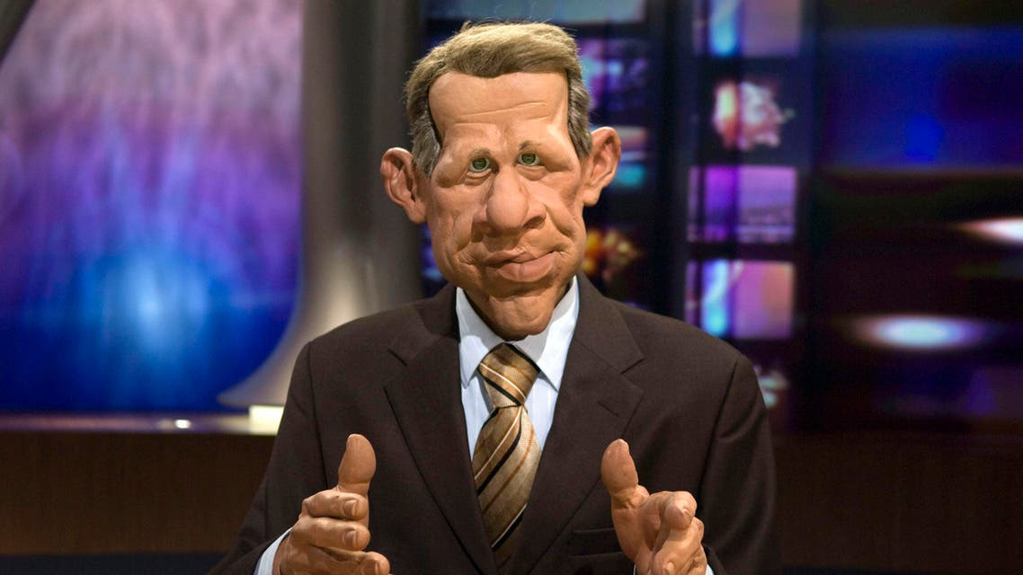 """Modelled on Britain's 1980s puppet show """"Spitting Image,"""" the Guignols took off during the 1990-1991 Gulf War."""