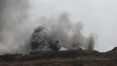 اليمن..مقتل مئات الحوثيين بقصف للتحالف على سفيان وعمران