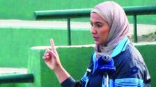Arab female umpire at Wimbledon feared rejection over hijab