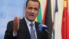 U.N. envoy in Yemen to discuss ceasefire
