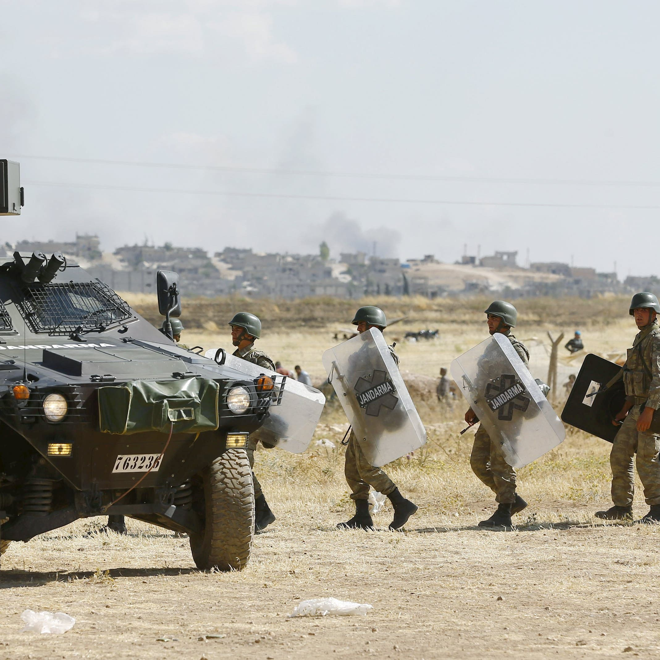 مقتل 16 شخصاً بينهم 3 جنود أتراك بتفجير شمال سوريا