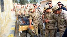 Egypt killed 241 Sinai militants from July 1-5, army says