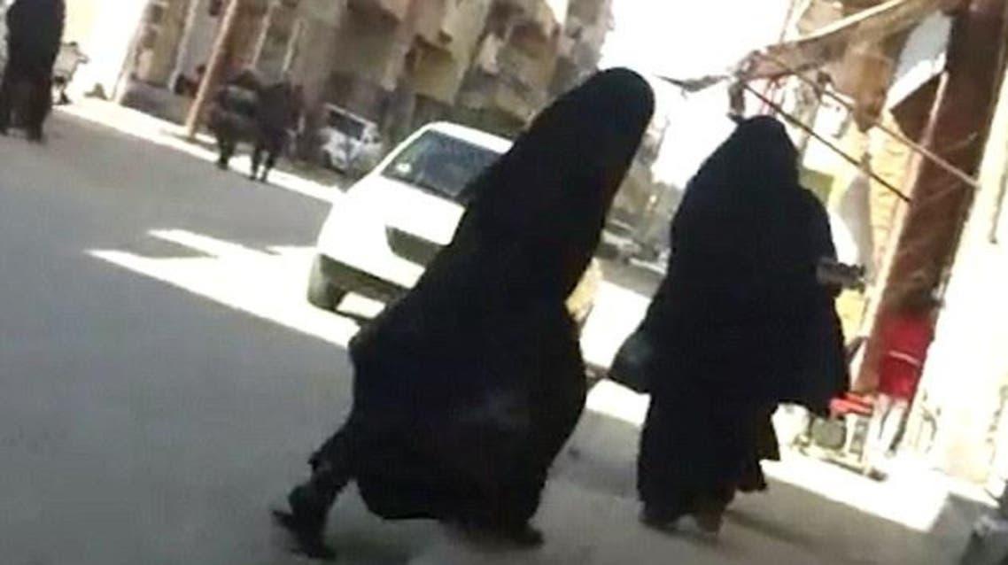 (Photo courtesy: The Telegraph) isis british girls raqqa