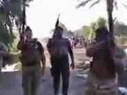 فيديو.. الحشد الشعبي يختطف سكان قرية #الطارمية السنية