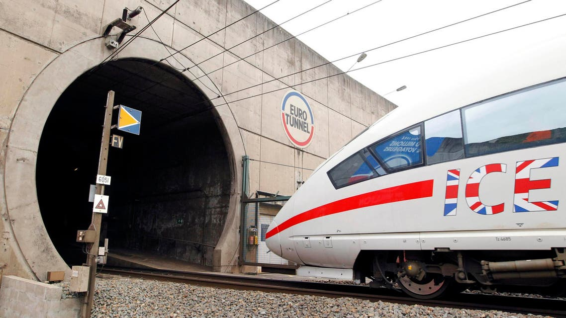 Migrant dies in channel tunnel to Britain AP