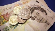 Dollar surge sends sterling to three-week low
