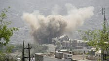 Scores of Houthi militias killed in coalition air strikes