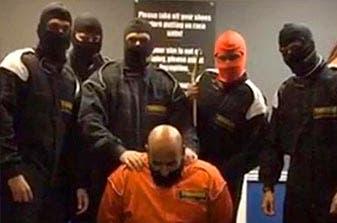 ISIS mock video HSBC
