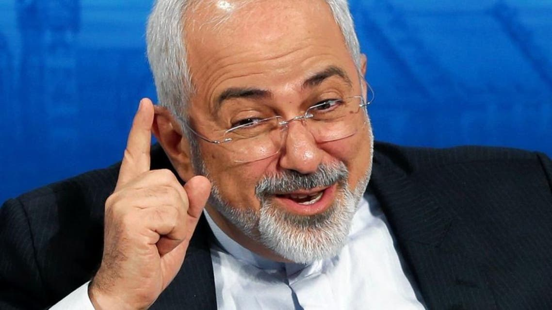 Iranian Foreign Minister Javad Zarif. (File photo: AP)